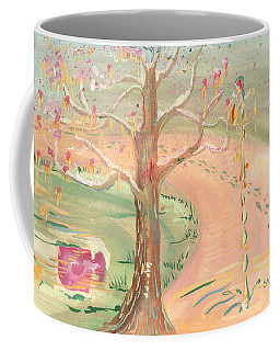 Ripples Of Spring Coffee Mug
