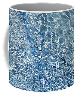 Coffee Mug featuring the photograph Ripples Of Summer by Robert Knight