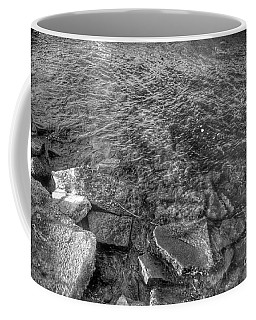 Ripples On Lake Champlain Coffee Mug