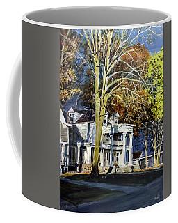 Rise Above The Storm Coffee Mug