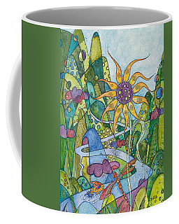 Rise And Shine Coffee Mug by Tanielle Childers