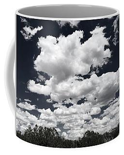 Rise Of The Clouds Coffee Mug