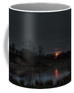 Coffee Mug featuring the photograph Risen by Norman Peay