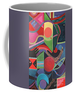 Rising Above And Synergy 2 Coffee Mug