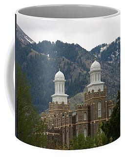 Rising Forth Coffee Mug