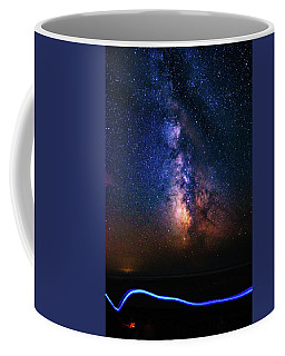 Rising From The Clouds Coffee Mug