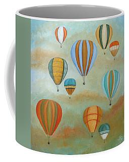 Rising High Coffee Mug