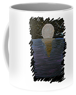 Rising Moon Coffee Mug
