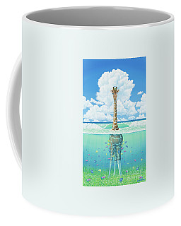 Rising Sea Coffee Mug