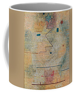 Rising Star  Coffee Mug by Paul Klee