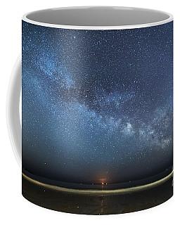 Rising Tide Rising Moon Rising Milky Way Coffee Mug