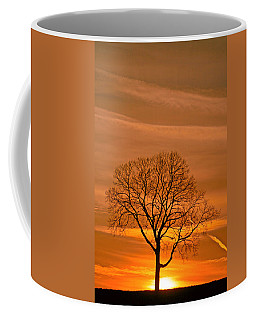 Rising Up Coffee Mug by Scott Mahon