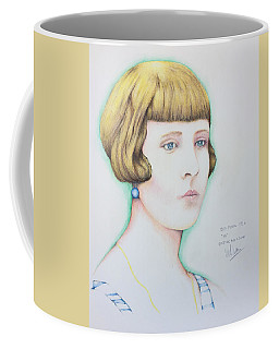 Rita Minca 1926.  Coffee Mug