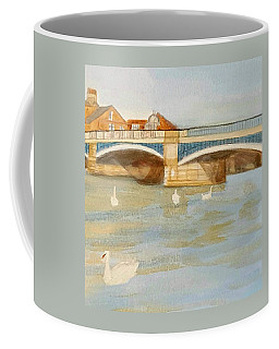 River At Royal Windsor Coffee Mug