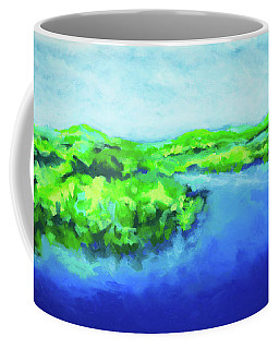 River Bend Coffee Mug