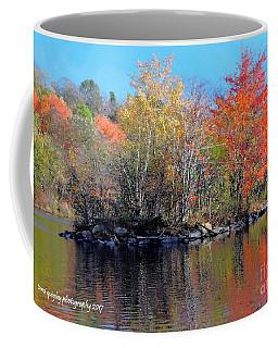River Color Coffee Mug