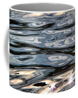 River Flow Reflections Coffee Mug