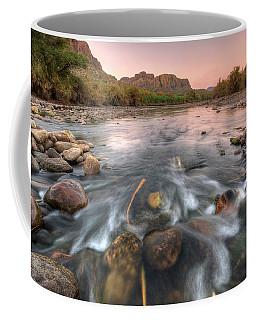 River Flow Coffee Mug