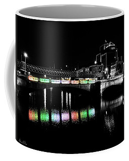 River Liffey Reflections Coffee Mug