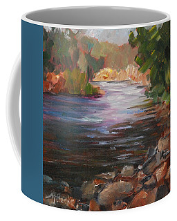 River Light Coffee Mug