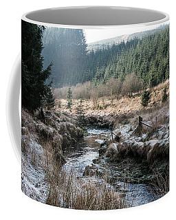 River  Coffee Mug by Mariusz Zawadzki