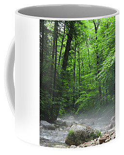 River Mist Coffee Mug
