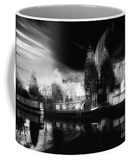 River Mooring Coffee Mug