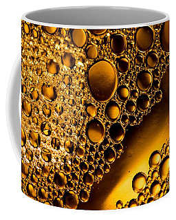 River Of Gold Coffee Mug by Bruce Pritchett