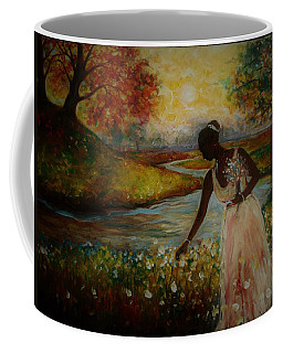 River Of Love  Coffee Mug