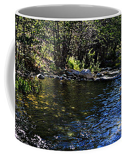 River Of Peace Coffee Mug by Glenn McCarthy