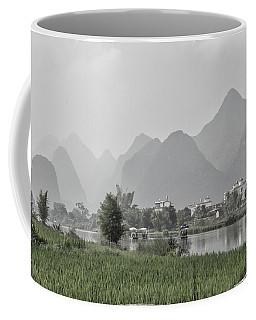 River Rafting Coffee Mug