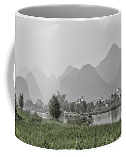 River Rafting Coffee Mug