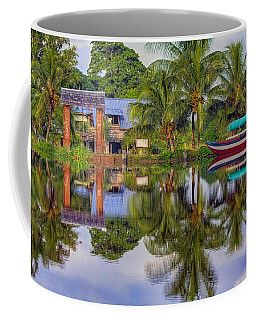 River Reflections Coffee Mug