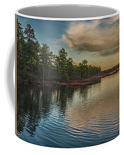 River Reflections On The Mullica River Coffee Mug
