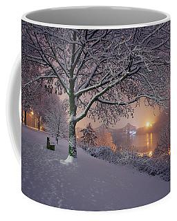 River Road  Coffee Mug