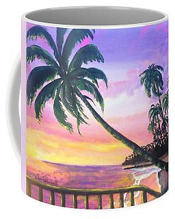 River Road Sunrise Coffee Mug