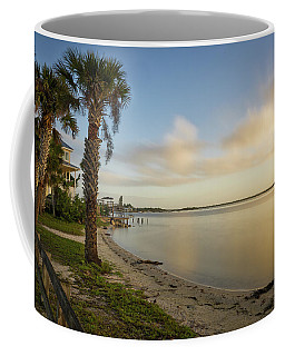 River Road  Sunrise  Coffee Mug