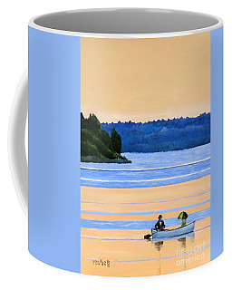 River Romance Coffee Mug