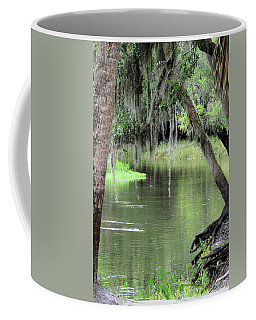River Scenic Coffee Mug