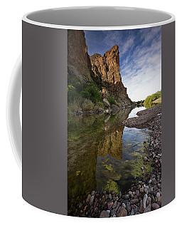 River Serenity Coffee Mug