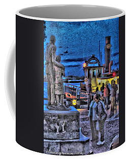River Street Blues Coffee Mug