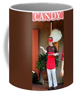 River Street Candy Man Coffee Mug