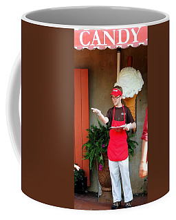 River Street Candy Man Coffee Mug