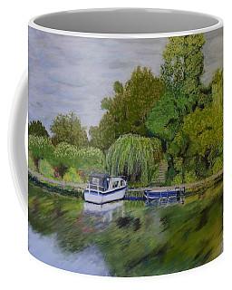 River Thames Hampton Coffee Mug