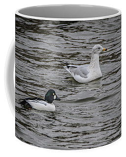 Coffee Mug featuring the photograph River To Share by Ray Congrove