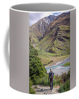 River Valley Overlook New Zealand Coffee Mug