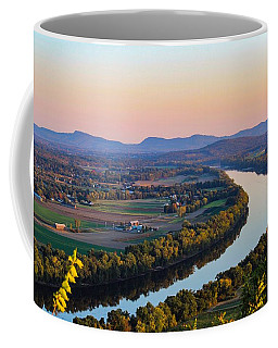 Connecticut River View  Coffee Mug