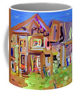 River Village Morning Coffee Mug