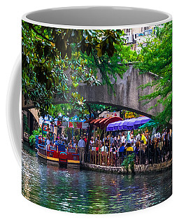 River Walk Dining Coffee Mug