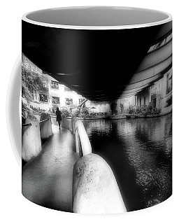 Coffee Mug featuring the photograph River Walkin by Robert McCubbin